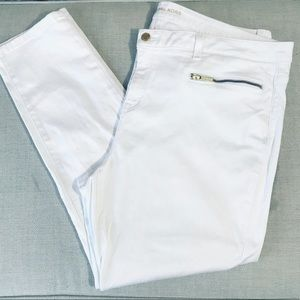 Michael Kors Izzy Skinny Jean 20W
